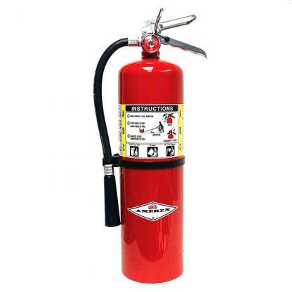 AMEREX 10 LB ABC FIRE EXTINGUISHER [MODEL B456]