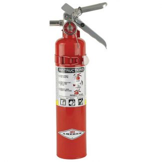 Amerex 2.5 lb ABC Fire Extinguisher - Model B417T